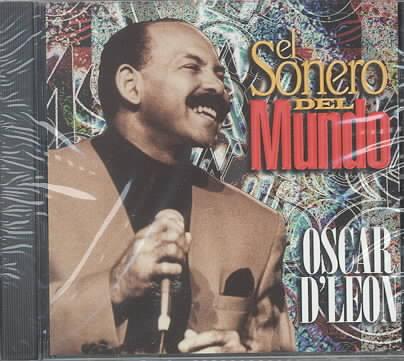 EL SONERO DEL MUNDO BY D'LEON,OSCAR (CD)